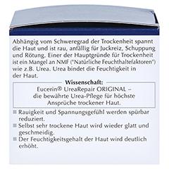EUCERIN UreaRepair ORIGINAL Creme 5% + gratis Eucerin UreaRepair PLUS Lotion 10% (20ml) 75 Milliliter - Rechte Seite