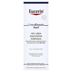 EUCERIN UreaRepair PLUS Lotion 10% + gratis Eucerin UreaRepair PLUS Lotion 10% (20ml) 250 Milliliter - Rückseite