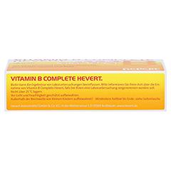 VITAMIN B Complete Hevert Kapseln 60 Stück - Oberseite