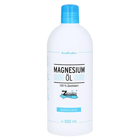 Magnesiumöl 100% Zechstein 500 Milliliter