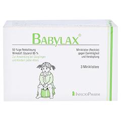 Babylax 6 Stück N2 - Vorderseite