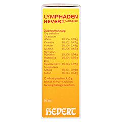 LYMPHADEN HEVERT Complex Tropfen 50 Milliliter N1 - Rechte Seite