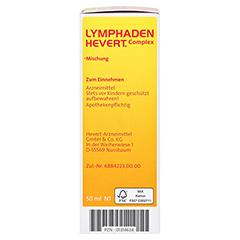 LYMPHADEN HEVERT Complex Tropfen 50 Milliliter N1 - Linke Seite