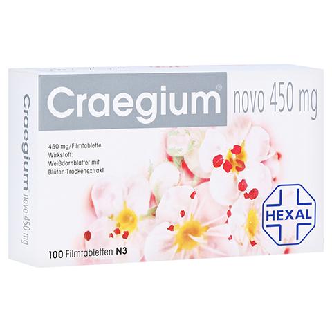 Craegium novo 450mg 100 Stück N3