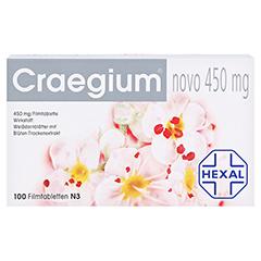 Craegium novo 450mg 100 Stück N3 - Vorderseite