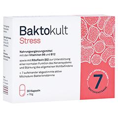 BAKTOKULT Stress Kapseln 30 Stück