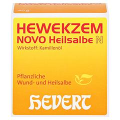 HEWEKZEM novo Heilsalbe N 40 Gramm N1 - Vorderseite