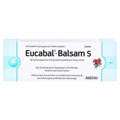 Eucabal-Balsam S 25 Milliliter N1 - Vorderseite