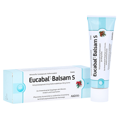 Eucabal-Balsam S 25 Milliliter N1