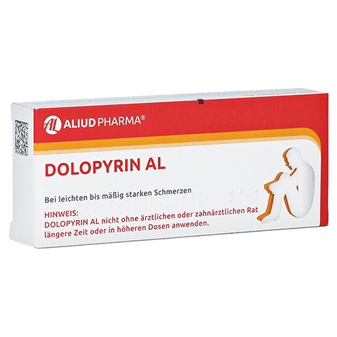 Dolopyrin AL 20 Stück N2