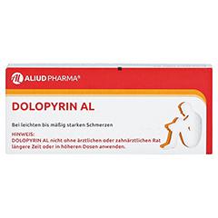 Dolopyrin AL 20 Stück N2 - Vorderseite