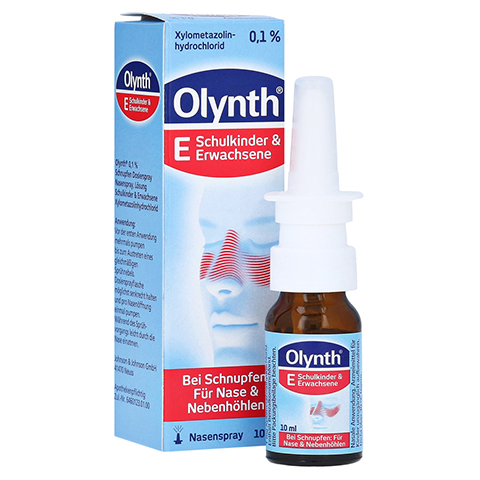 Olynth 0,1% 10 Milliliter N1