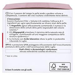 Eucerin Hyaluron-Filler + Volume-Lift Tagespflege Normale/Mischhaut 50 Milliliter - Rechte Seite