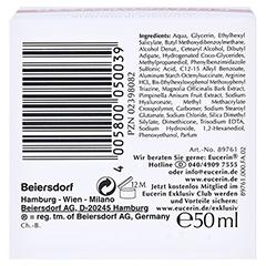 Eucerin Hyaluron-Filler + Volume-Lift Tagespflege Normale/Mischhaut 50 Milliliter - Unterseite
