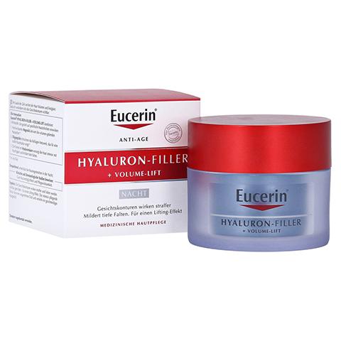Eucerin Hyaluron-Filler + Volume-Lift Nachtpflege 50 Milliliter