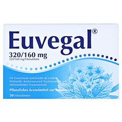Euvegal 320/160mg 50 Stück - Vorderseite