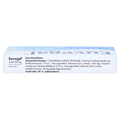 Euvegal 320/160mg 50 Stück - Oberseite