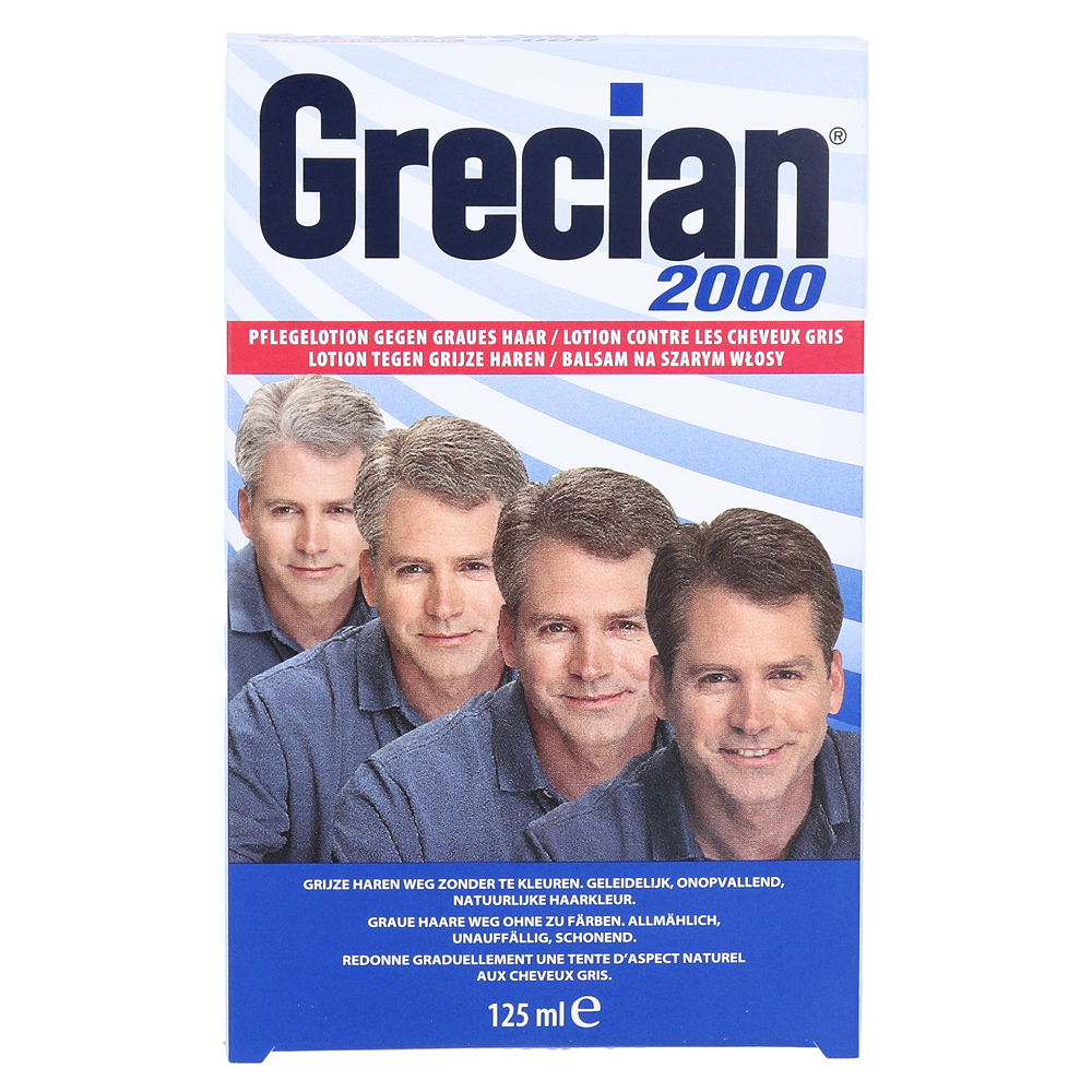 Erfahrungen Zu Grecian 2000 Pflegelotion Gegen Graues Haar 125