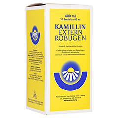 Kamillin-Extern-Robugen Beutel 10x40 Milliliter N2