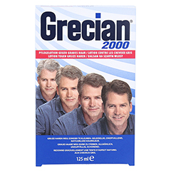 GRECIAN 2000 Pflegelotion gegen graues Haar 125 Milliliter - Vorderseite