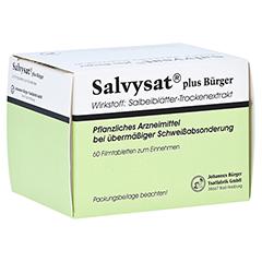 SALVYSAT plus Bürger 300 mg Filmtabletten 60 Stück