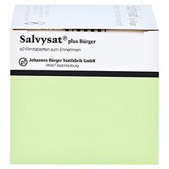 SALVYSAT plus Bürger 300 mg Filmtabletten 60 Stück - Linke Seite