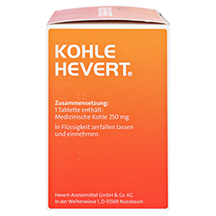 Kohle-Hevert 300 Stück - Rechte Seite