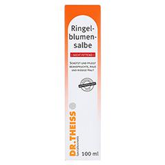 Dr. Theiss Ringelblumen Salbe nicht fettend 100 Milliliter - Vorderseite