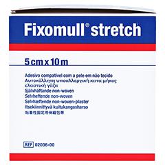 FIXOMULL stretch 5 cmx10 m 1 Stück - Rechte Seite