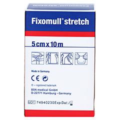 FIXOMULL stretch 5 cmx10 m 1 Stück - Rückseite