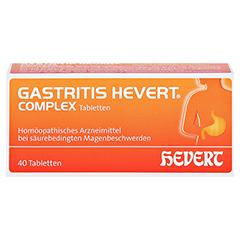 GASTRITIS HEVERT Complex Tabletten 40 Stück N1 - Vorderseite