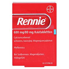 Rennie 24 Stück N1 - Vorderseite