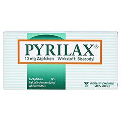 PYRILAX 6 Stück N1 - Vorderseite