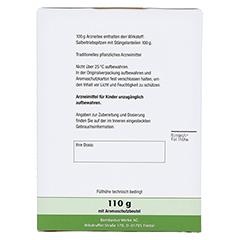 SALBEITEE BOMBASTUS (Auslese, geschnitten) 110 Gramm - Rückseite