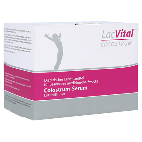 LACVITAL Colostrum Serum Kurpackung 6x125 Milliliter
