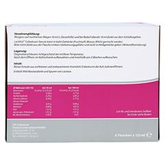 LACVITAL Colostrum Serum Kurpackung 6x125 Milliliter - Rückseite