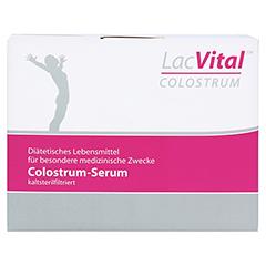 LACVITAL Colostrum Serum Kurpackung 6x125 Milliliter - Vorderseite