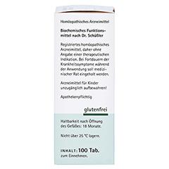 BIOCHEMIE Pflüger 6 Kalium sulfuricum D 6 Tabl. 100 Stück N1 - Linke Seite