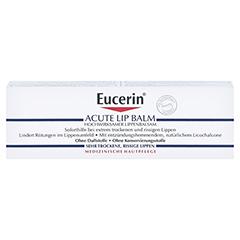 Eucerin Acute Lip Balm 10 Milliliter - Vorderseite