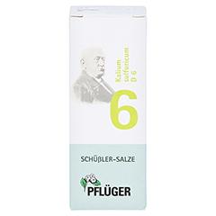 BIOCHEMIE Pflüger 6 Kalium sulfuricum D 6 Tabl. 100 Stück N1 - Vorderseite