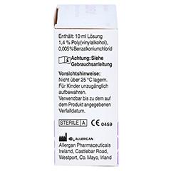 LIQUIFILM Benetzende Augen Pflegetropfen 3x10 Milliliter - Linke Seite