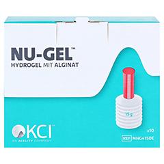 NU GEL Hydrogel MNG415DE 10x15 Gramm - Vorderseite