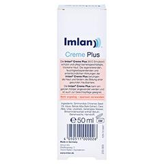 Imlan Creme Plus 50 Milliliter - Linke Seite