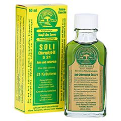 SOLI-CHLOROPHYLL-ÖL S 21 50 Milliliter