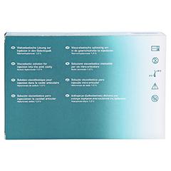 OSTENIL 20 mg Fertigspritzen 5x2 Milliliter - Rückseite