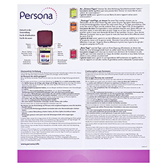 PERSONA Monitor 1 Stück - Rückseite