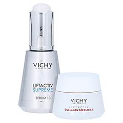 Vichy Liftactiv Supreme Serum 10 + gratis Vichy Liftactiv Collagen Specialist Tag 15ml 30 Milliliter