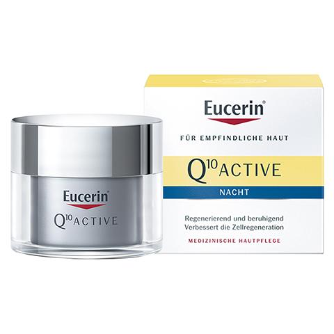 Eucerin Q10 Active Nachtpflege 50 Milliliter