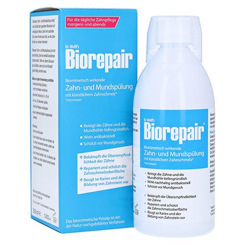 Biorepair Zahn- und Mundspülung 500 Milliliter