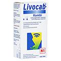 LIVOCAB Kombip.4 ml Augentr.+10 ml Nasenspray 1 Stück N1